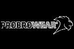 PROBROWEAR Logo